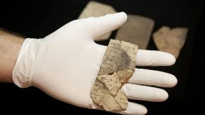 Israeli Pottery (Ostracon 1 Chicago Tribune)